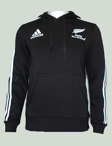Adidas All Blacks Hoody Maorí-2