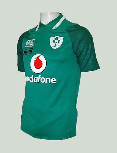 Camiseta Irlanda Home