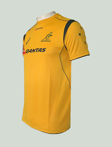 Australia Camiseta Training