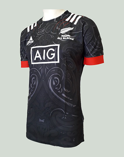 All Blacks Maorí JSY