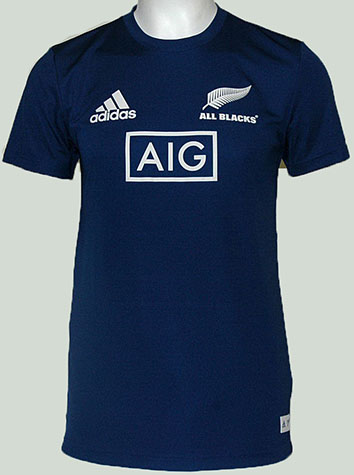 All Blacks Parley Tee