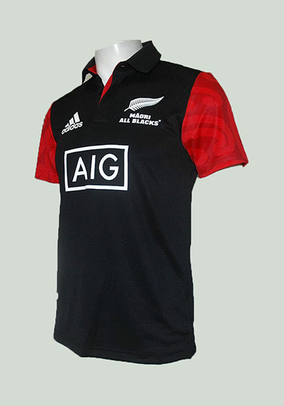Polo All blacks Maorí