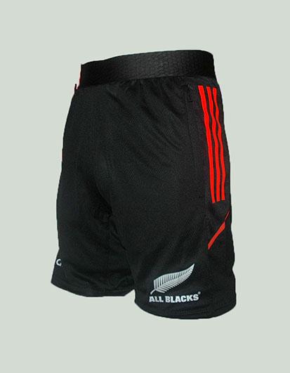 All Blacks Gym short