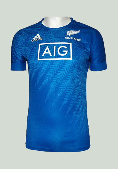 All Blacks Training Jerseys