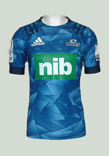 Adidas Rugby XV BLUES