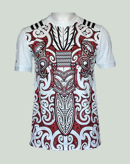 Camiseta All Blacks Maorí Performance Tee