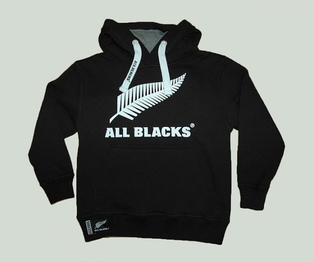 All Blacks Hoody Junior