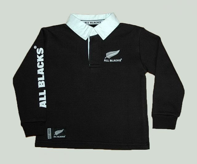 All Blacks Polo Junior