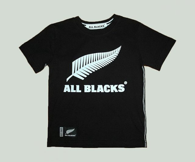 All Blacks Tee Junior
