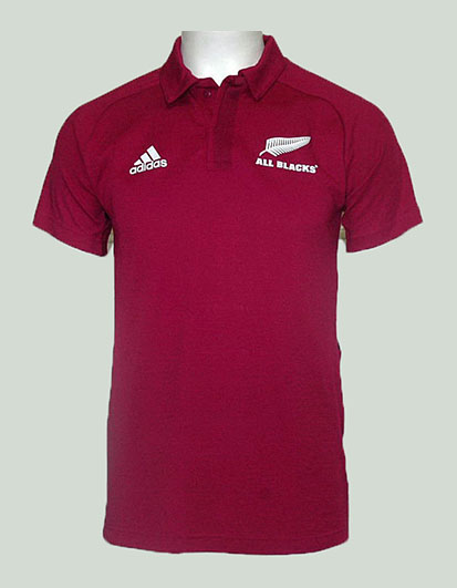 All Blacks Polo Primeblue