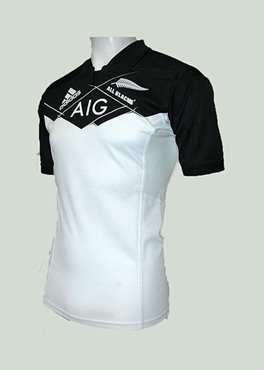Camiseta All Blacks Away 16-17