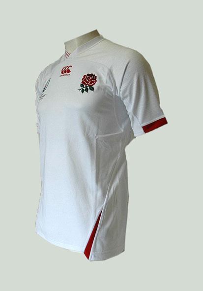 Camiseta Inglaterra Home Pro RWC-19