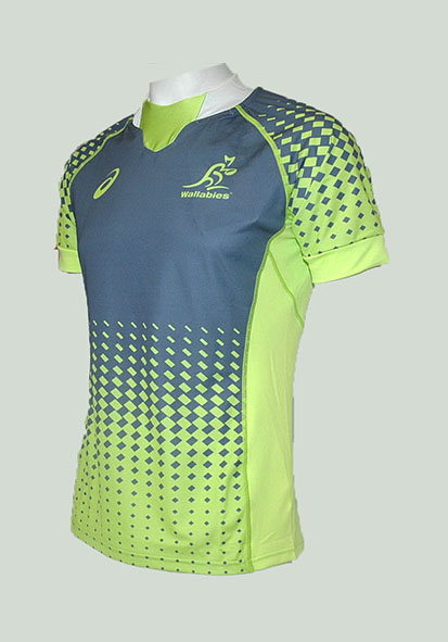 Wallaby Training Match Jersey