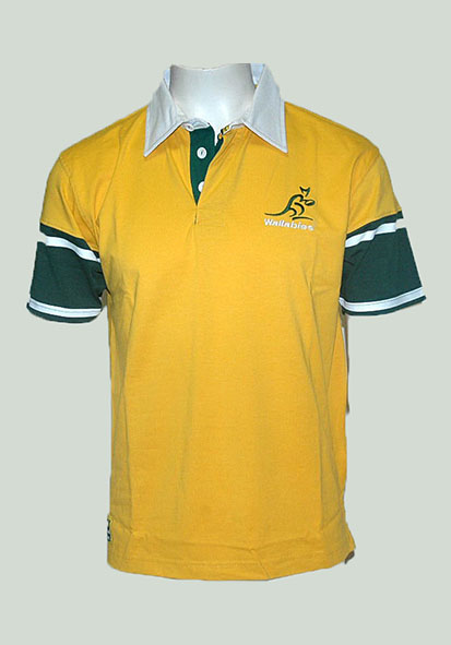 Polo Rugby Wallabies
