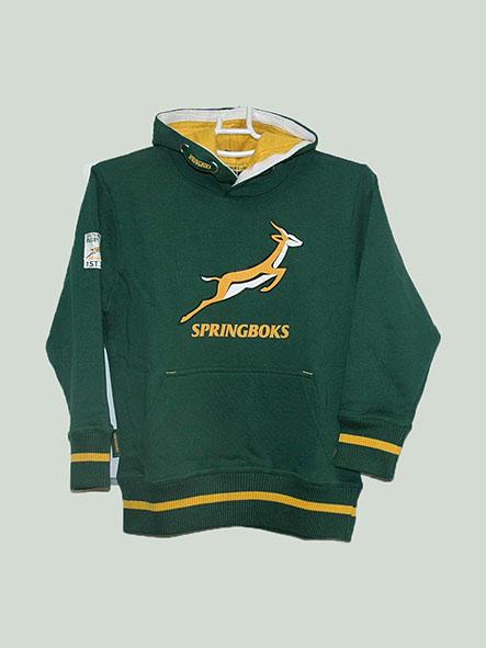 Dessuadora Springboks Junior