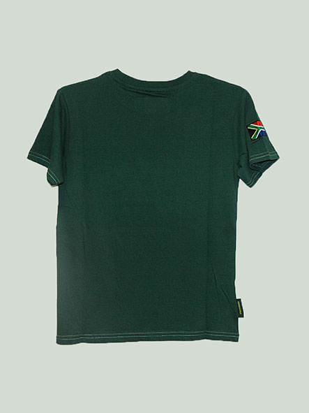 Camiseta Sudáfrica Tee Junior y Senior
