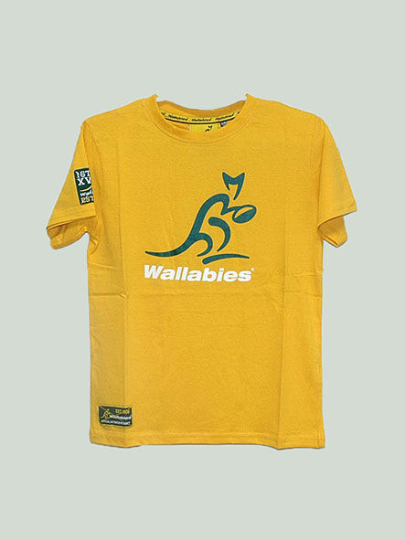 Camiseta Wallabies Tee Junior