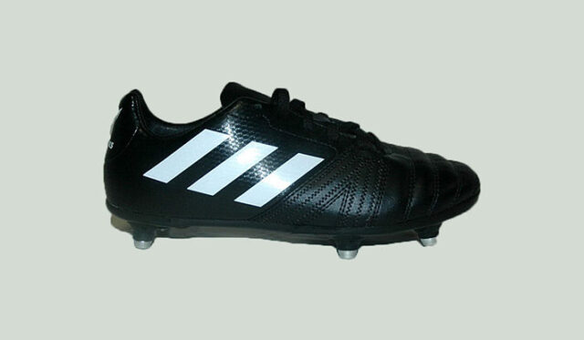 Bota Adidas All Blacks Junior