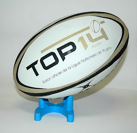 Balón Gilbert Top 14