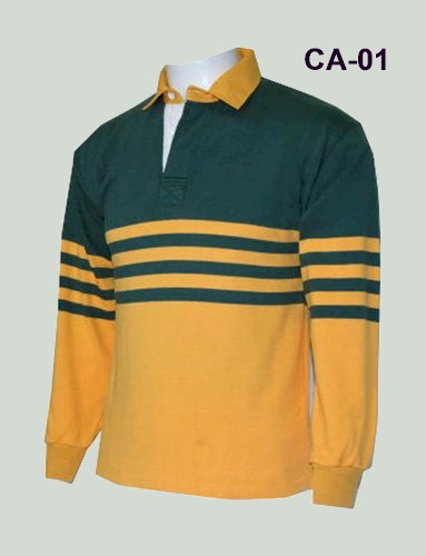 Camiseta Rugby lisa o listada