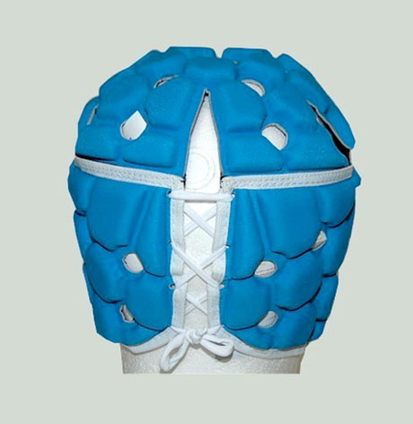 Casco CCC Ventilator Azul
