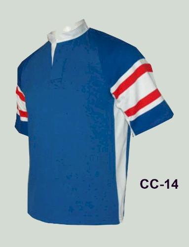 Camiseta Rugby Combinada