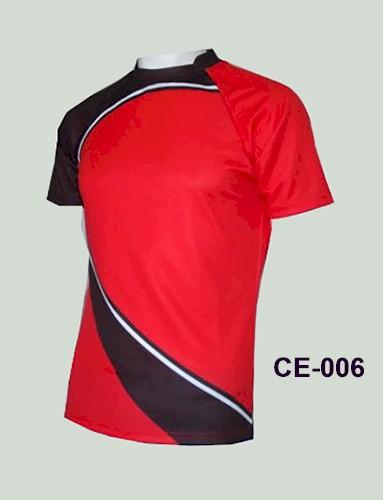 Camiseta Rugby entallada