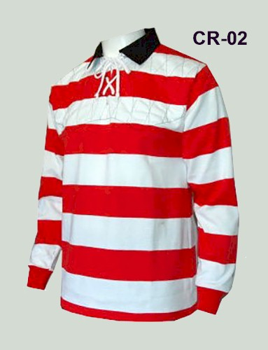 Camiseta Rugby Retro-II