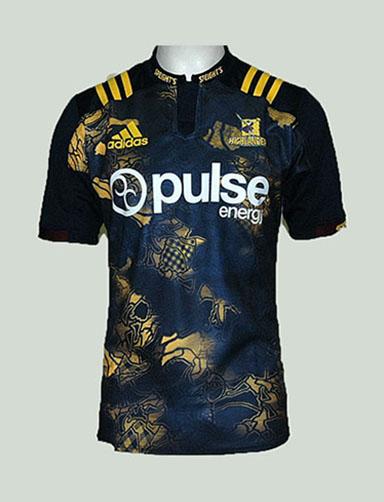 Adidas Rugby XV Highlanders
