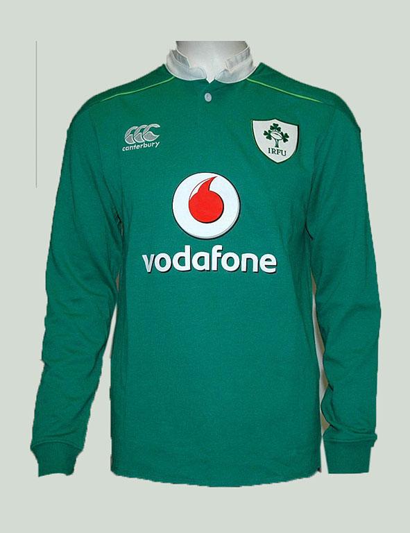 Camiseta Irlanda Classic