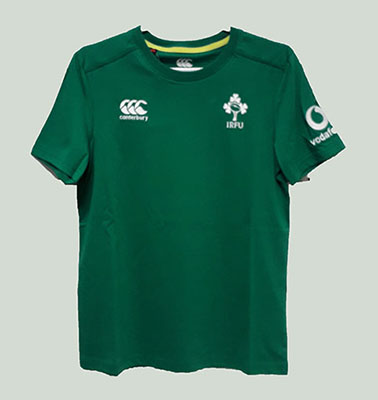 Camiseta Tee Irlanda Junior