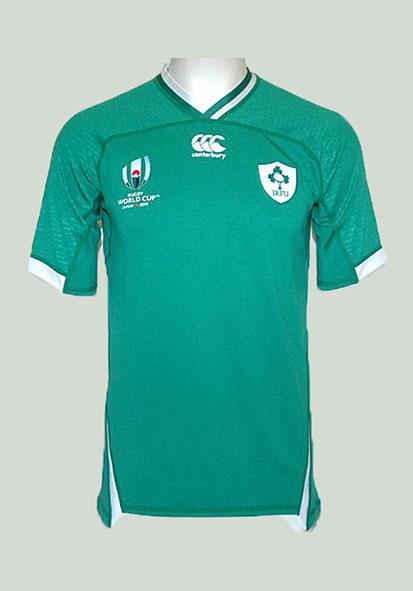 Camiseta Irlanda Home RWC-19
