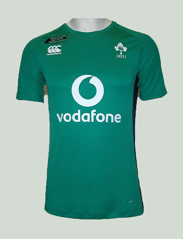 Camiseta Irlanda Poly Tee