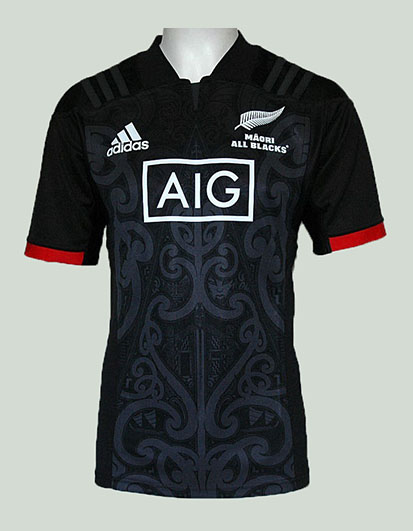 Adidas All blacks Maorí Jersey