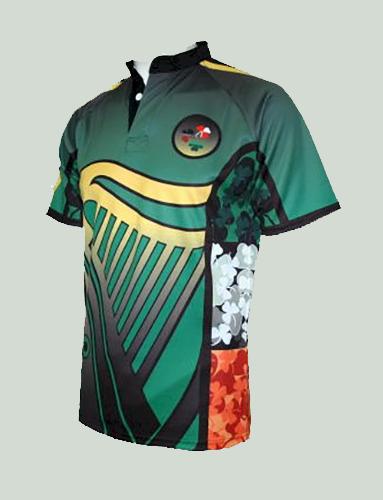 Camiseta Rugby personalizada