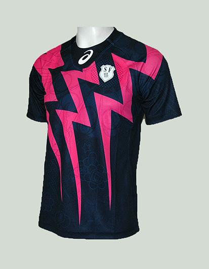 Camiseta Stade Français