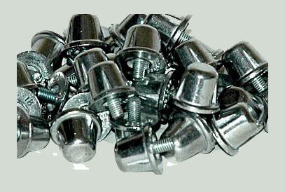 Tacos aluminio-15 mm
