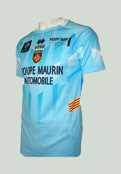 Camiseta USAP Home