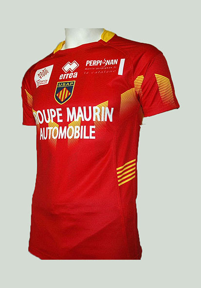 Camiseta USAP Away