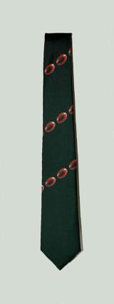 corbata verda